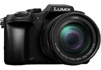 PANASONIC Lumix DMC-G81MEG (inkl. 12-60 Standard Kit)