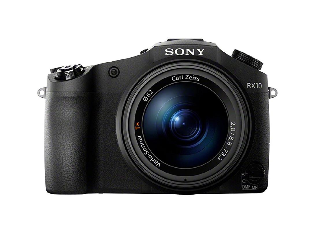 Sony DSC-RX10 Bridge Kamera 20,2 Megapixel mit 8-fach Zoom