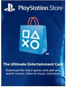 50€ Playstation Guthaben für 39,89 € auf G2a.com