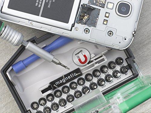 kwb Bitbox 119100 (Reparaturset für Smartphone und Elektronikgeräte)