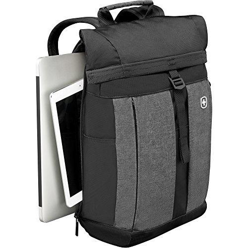 """[nbb] Wenger """"Metro"""" Notebook Rucksack bis max. 15,6"""" Zoll inkl. Tabletfach (max. 10"""") mit kratzsicherem Innenfutter"""