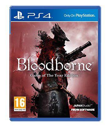 Bloodborne Game of the Year Edition (PS4) bei Netgames für 28,85€ inkl. Versand