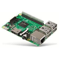 Raspberry Pi 3 Modell B, 1 GB für 32,85 inkl. Versand
