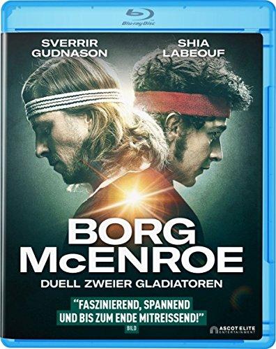 Borg vs. McEnroe [Blu-ray] bei Amazon.de