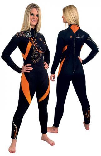 SubGear Damen-Tauchanzug Element Overall 3mm für 69,00 EUR inkl. Versand @ atlantis-onlineshop