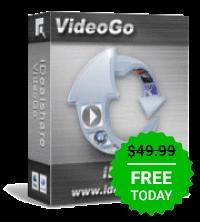 Gratis: iDealshare VideoGo 6.1.1 Vollversion (Windows)