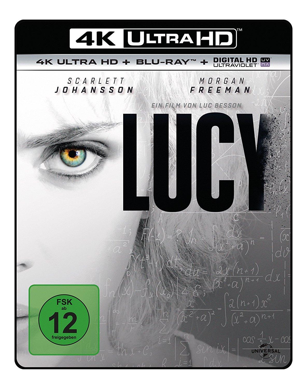 Sammeldeal 4k UHD BluRay: Lucy, Oblivion, Everest und Last Witch Hunter
