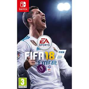 Nintendo Switch Fifa 18 für 28,98€