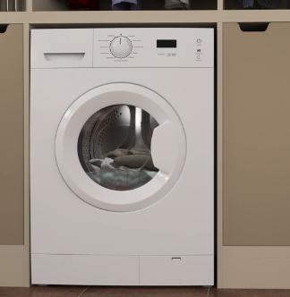Amica WA 14672 W Waschmaschine, 8kg, A+++