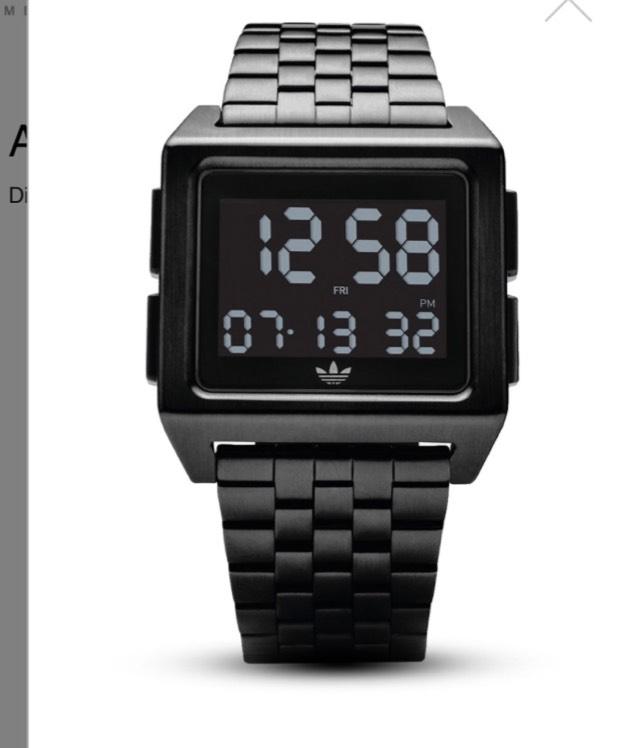 [Valmano] Adidas Originals Uhr