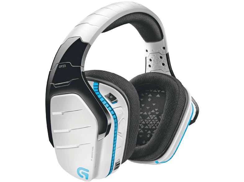 Logitech G933 Artemis Spectrum 7.1 Gaming-Headset, bei Media Markt für 111€ VKF
