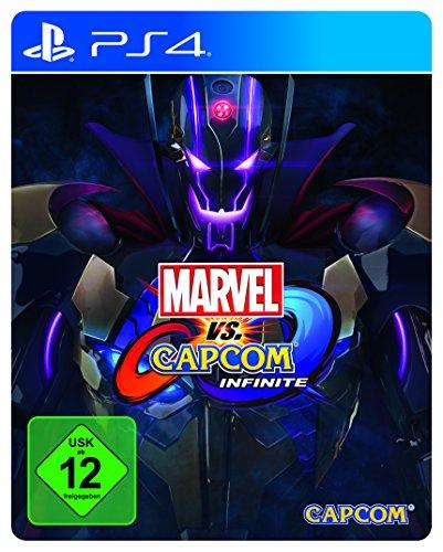 Marvel vs. Capcom: Infinite Deluxe Steelbook Edition (PS4) für 26,67€ (Amazon)