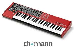 Clavia Nord Lead 4 virtuell analoger Synthesizer