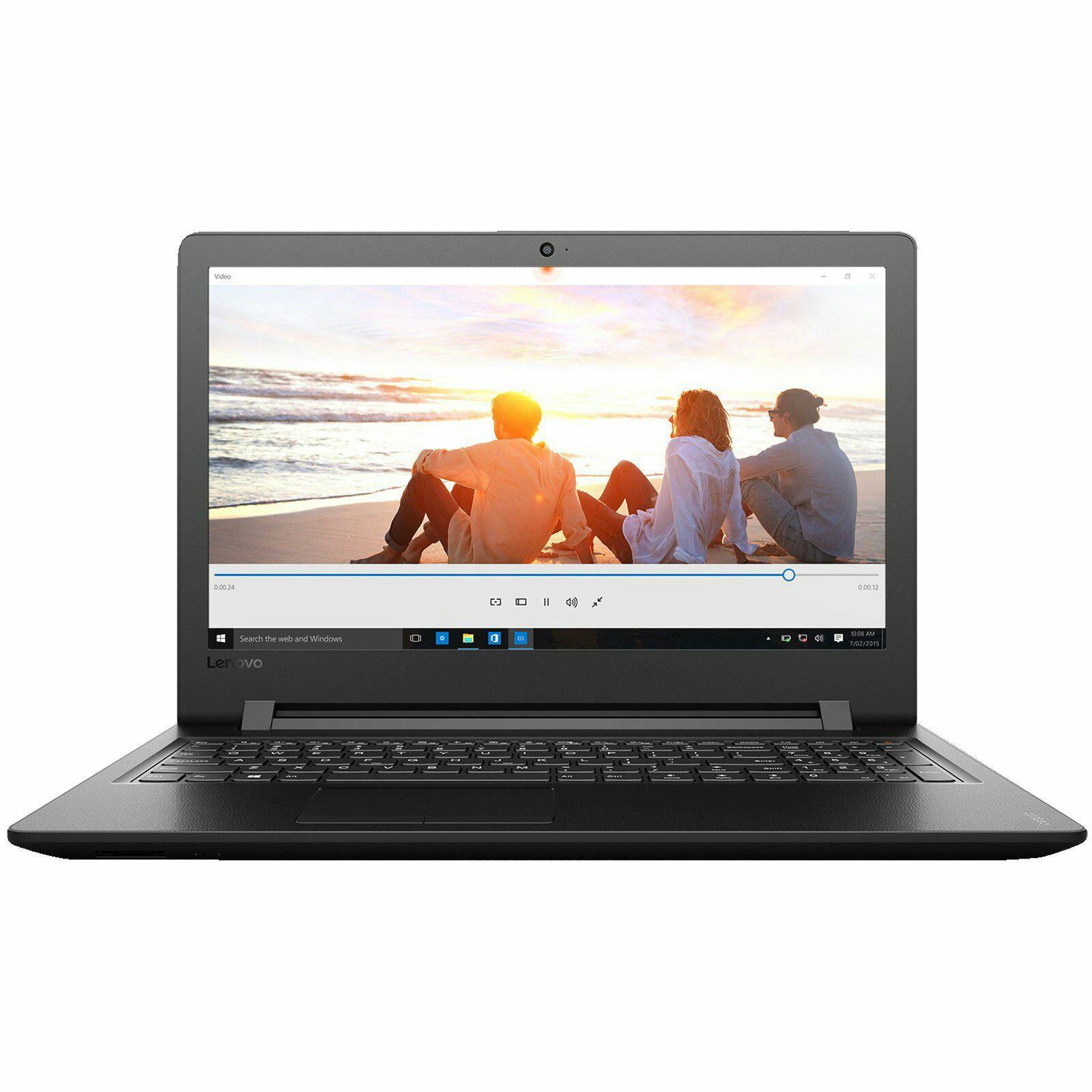 """Notebook 15.6"""" LENOVO IdeaPad 110 - Full HD, i3-6006U, 1 TB, 4 GB RAM, Intel HD-Grafik 520, Win10"""