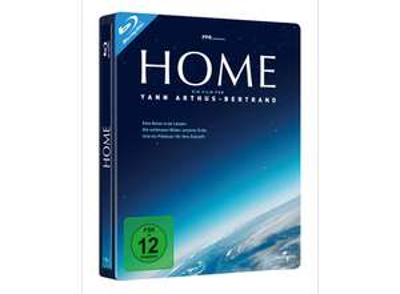 [DODAX.de] HOME - Der Film [Steelbook Edition] (Blu-ray) {versandkostenfrei}