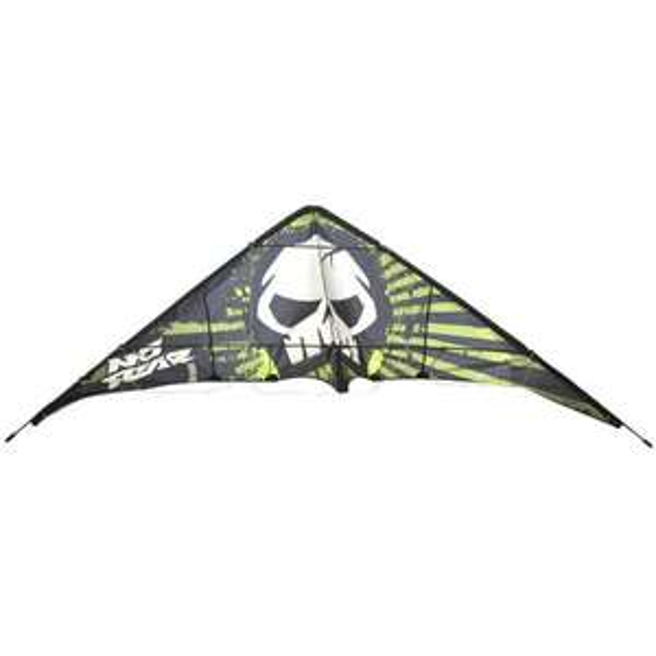 Lenkdrache (Stunt Kite) 190 x 74cm von Nokia Fear