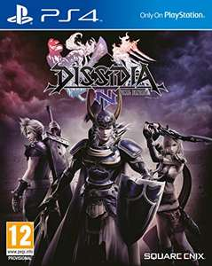 Dissidia Final Fantasy NT (PS4) für 35,76€ (Amazon.co.uk)