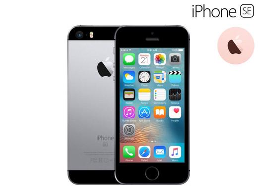 Das Apple iPhone SE 64GB spacegrau* oder Rose Gold