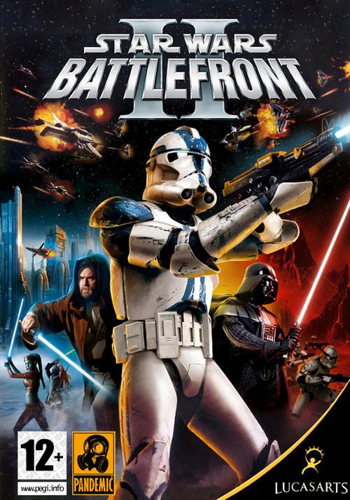 Star Wars: Battlefront II (Classic 2005) (Steam) für 2,38€ (Gamesplanet)