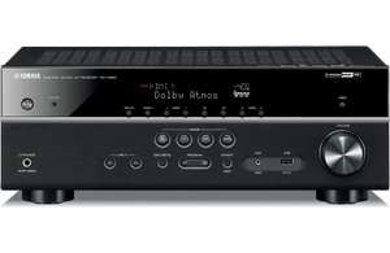 [Amazon.it] Yamaha RX-V583 7.2 AV-Receiver - 4K, Dolby Atmos, DTS:X beide Farben inkl. Versand