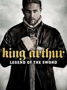 King Arthur Legend of the Sword (Kauf HD) bei Amazon für 6,98 €