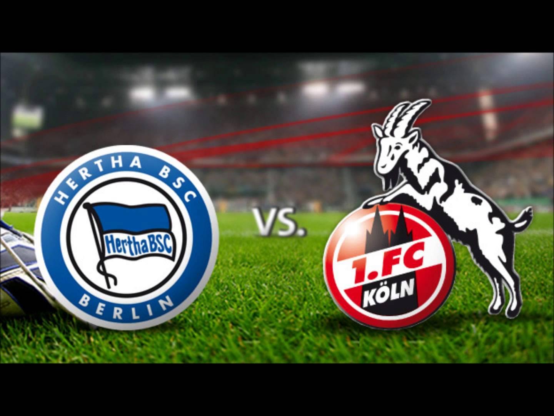 Kostenlos zu Hertha BSC - 1. FC Köln am 14. April um 15:30Uhr in Berlin [DKB Aktivkunden]