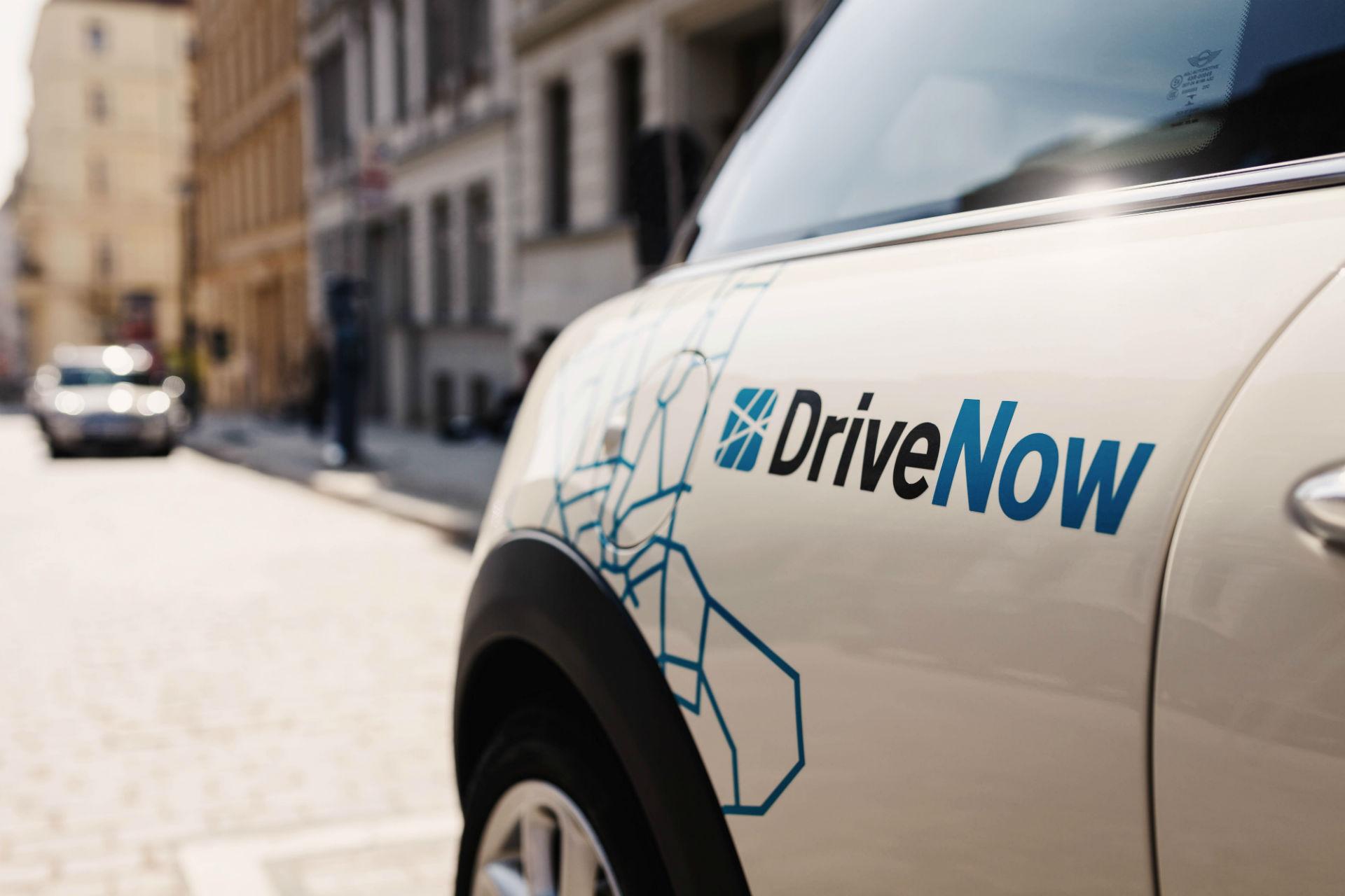 Drive Now, 4,99 Anmeldegebühr und 30 Freiminuten