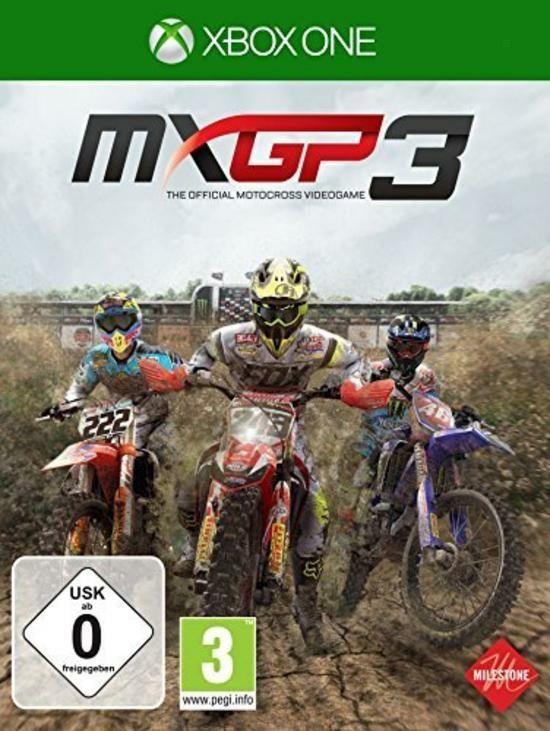 MXGP 3: Die offizielle Motocross-SimulationXbox One