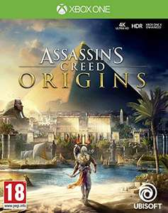 Assassin's Creed Origins (PS4/Xbox One) für 34,72€ (Amazon.co.uk)