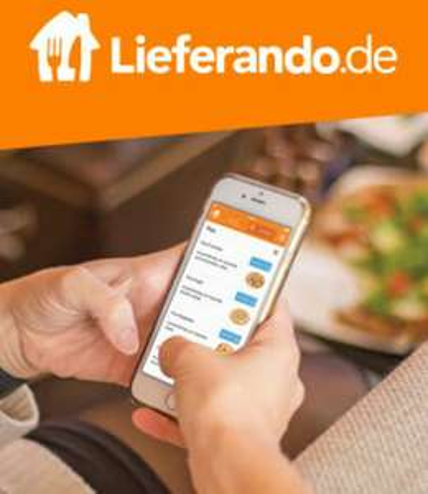 5€  Lieferando.de Gutschein 10€ MBW. (NEWSLETTER) (Nicht für jeden)