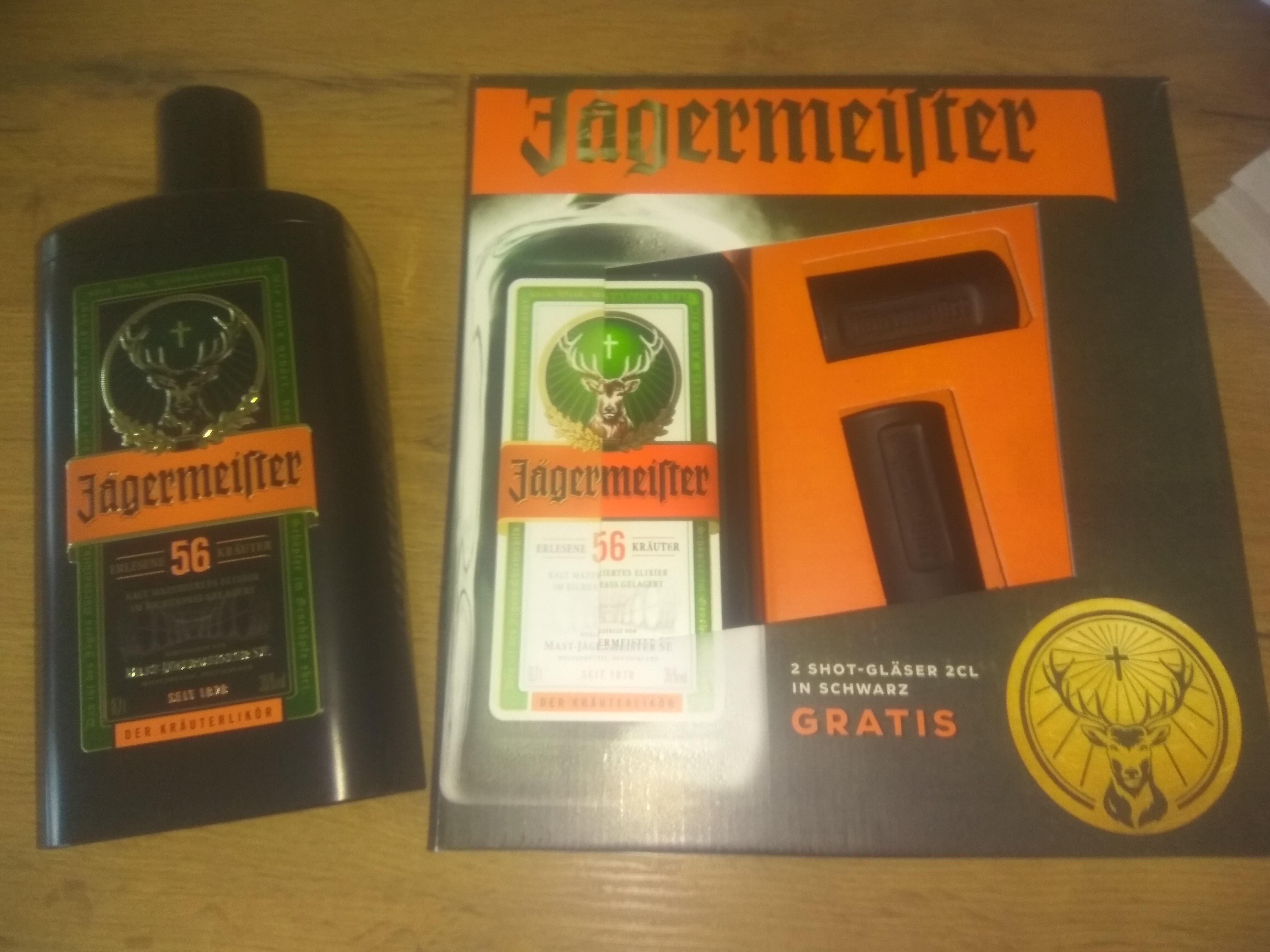 [lokal Tegut] Jägermeister 0,7l
