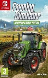 Landwirtschafts-Simulator 17 Nintendo Switch Edition (Switch)