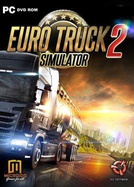 Euro Truck Simulator 2 (Steamkey / EU)