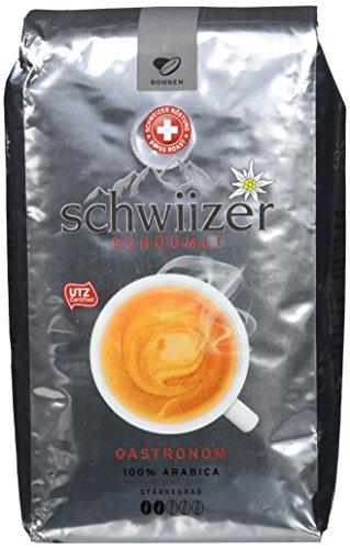 [Amazon Prime] Schwiizer Schüümli Gastronom Kaffeebohnen, 3er Pack (3 x 500g) = 7,48€ kg!