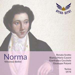 "[Opera Depot] ""Norma"" von Vincenzo Bellini mit Renata Scotto als Gratis-Download"