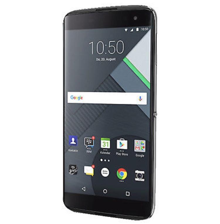 ebay Plus BlackBerry DTEK60 32 GB von Media Markt für 269,10€ mit 10%