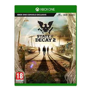 State of Decay 2 (Xbox One) für 31,38€ (Amazon UK & Game UK)