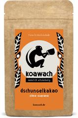Koawach - 20% auf Dschungelkakao (ohne Guarana, nur 220g+500g)
