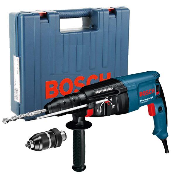 [Proshop] Bosch GBH 2-26 F Professional Bohrhammer SDS-Plus (mit Wechselfutter)