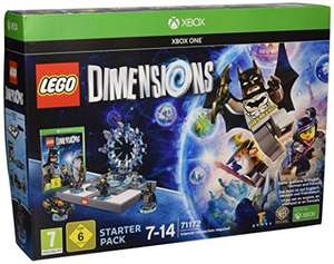 [Amazon.fr] Lego Dimensions - 71172 - Starter Pack Xbox One