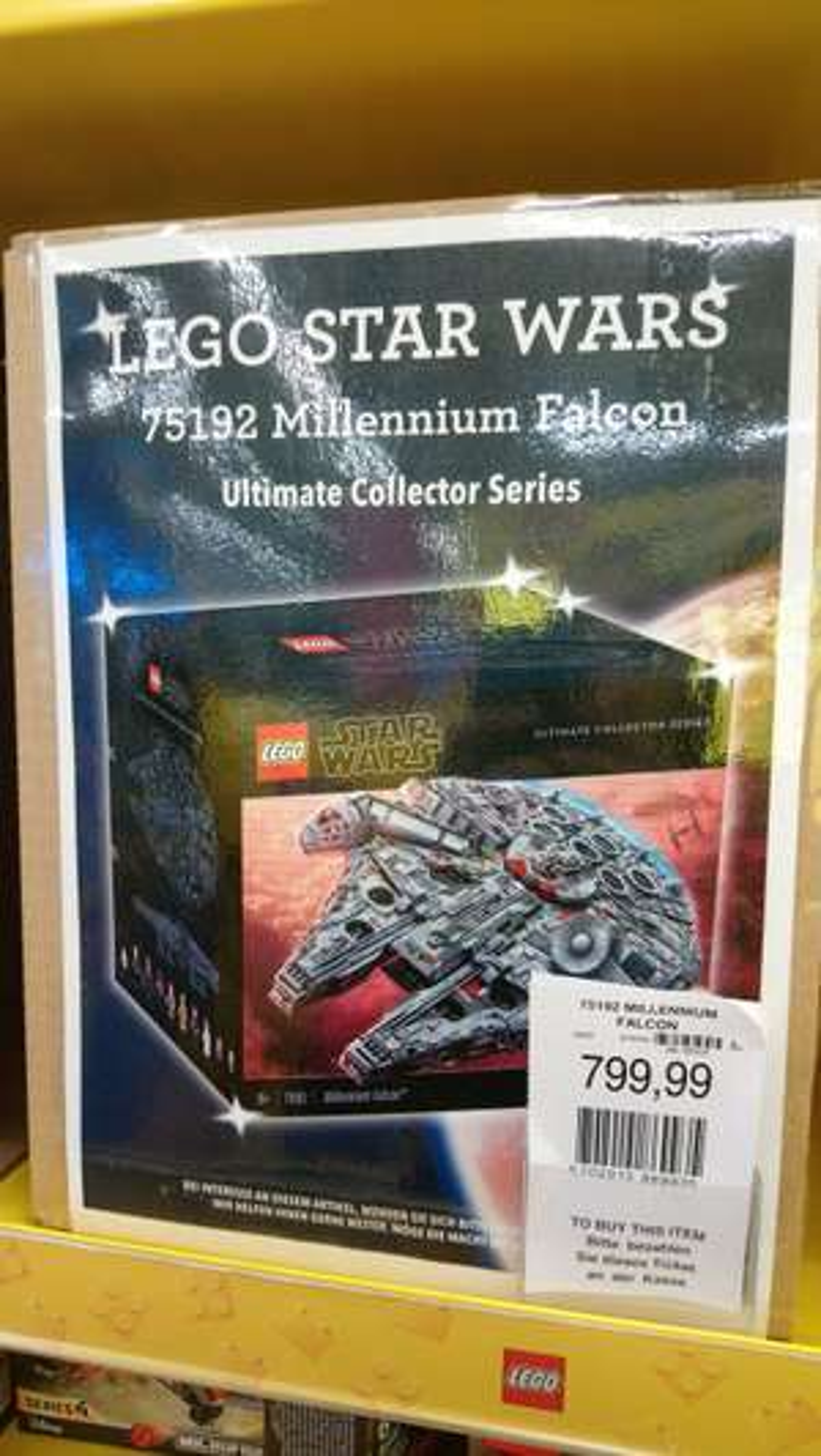 [Köln] LEGO 75192 Star Wars Millennium Falke