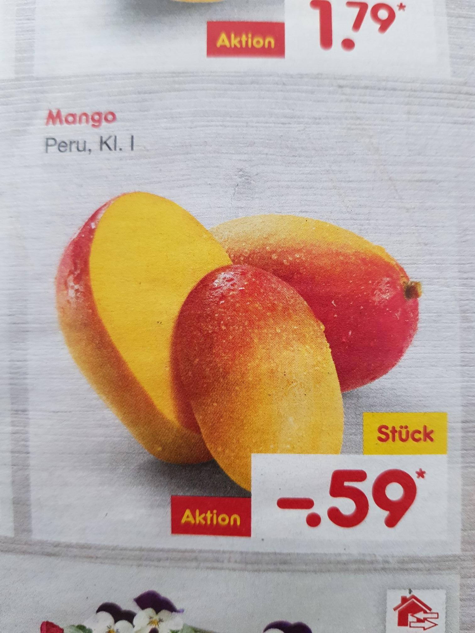 [Netto MD] Mango für 59ct pro Stück vom 26.2.-03.03.