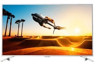 [Mediamarkt] PHILIPS 123cm Smart-TV Ambilight 3seitig Ultra HD, 2.000Hz HDR Plus 49PUS7272 für 699,-€