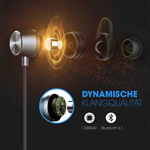 Mpow Judge  In-Ear  Bluetooth Kopfhörer für 15,99€ mit Gutschein