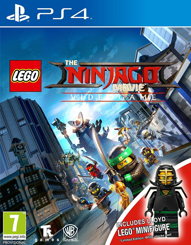 The LEGO Ninjago Movie: Videogame Mini-fig Edition (PS4) für 23,02€ (Amazon IT)