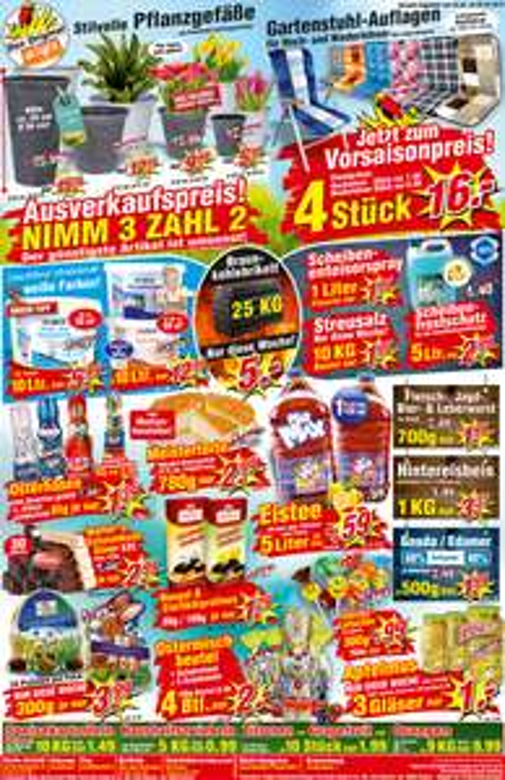 10Kg Speisekartoffeln aus Deutschland  (LOKAL)