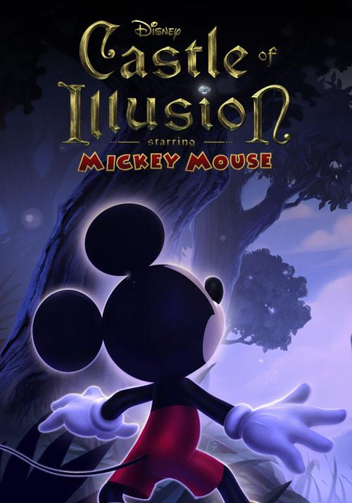 Castle of Illusion starring Mickey Mouse (Steam) für 2,88€ (WinGameStore)