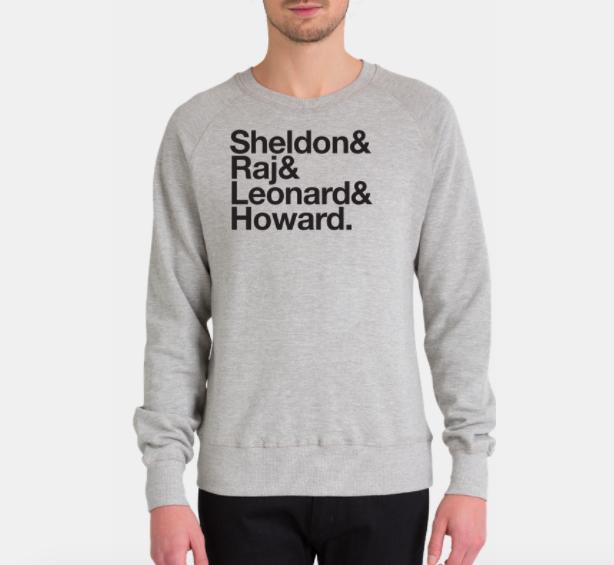 15% Rabatt auf alles (MBW 39€) bei Juniqe, z.B. Science Heroes Männer-Sweatshirt