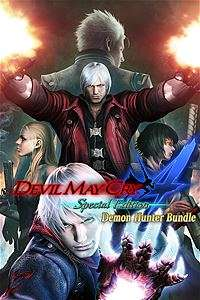 Devil May Cry Special Edition Hunter Bundle (Xbox One) für 11,61€ (Xbox Store TR)