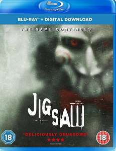 Jigsaw (with Digital Download) [Blu-ray] für 15,32€ (Vorbestellung) [Zoom.co.uk]